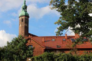 Słupsk - Kościół Świętego Jacka