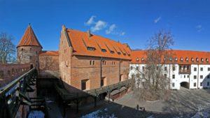Bytów - Zamek